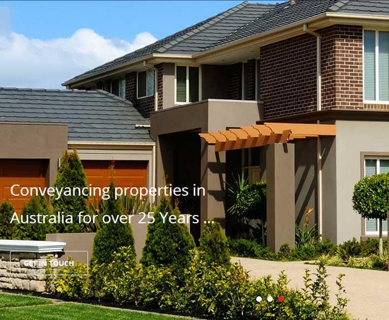 Conveyancing Properties